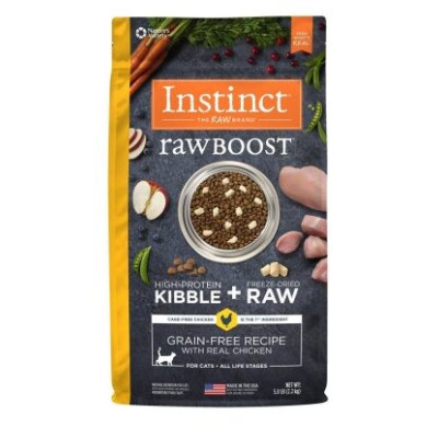 Buy Nature's Variety Instinct Raw Boost Cat Food - Chicken