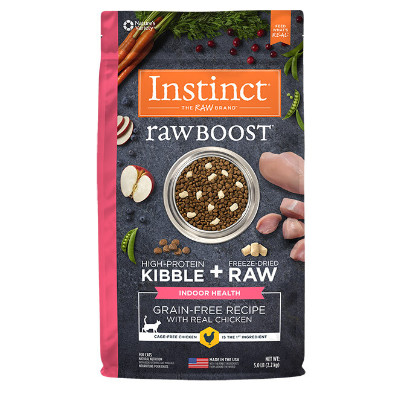 Buy Natures Variety Instinct Raw Booster Indoor Cat Food - Chicken
