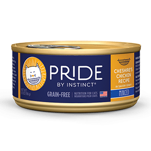 Buy Nature's Variety Pride Chesire's Chicken Canned Cat Food online in Canada from Canadian Pet Connection