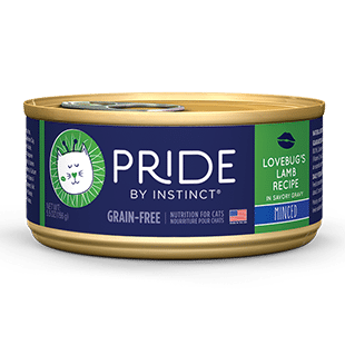 Buy Nature's Variety Pride Lovebug's Lamb Canned Cat Food online in Canada from Canadian Pet Connection
