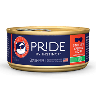 Buy Nature's Variety Pride Starlet's Salmon Canned Cat Food online in Canada from Canadian Pet Connection