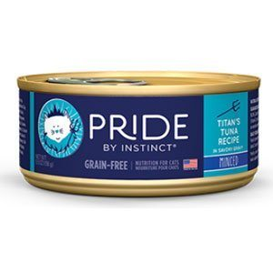 Buy Nature's Variety Pride Titan's Tuna Canned Cat Food online in Canada at Canadian Pet Connection