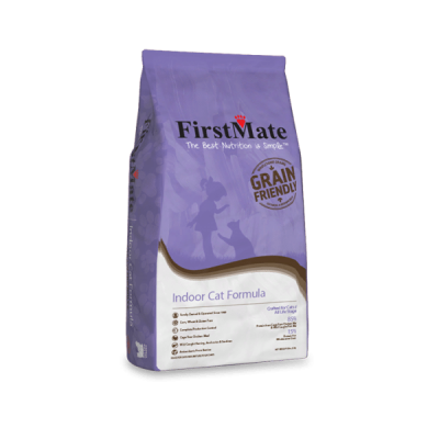 FirstMate Grain Friendly Indoor Cat Food for All Ages