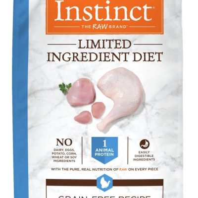 Nature's Variety Instinct Limited Ingredient Grain Free Cat Food for All Ages - Turkey