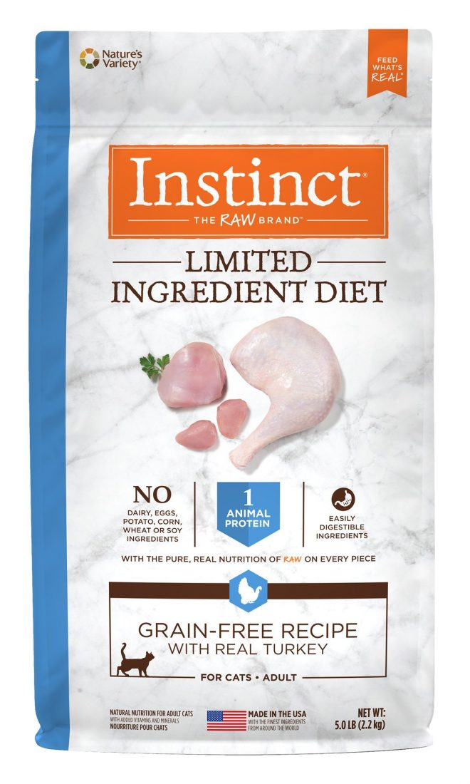 Natures Variety Instinct Dog Food Reviews