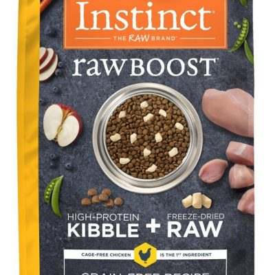 Nature's Variety Instinct Raw Boost Cat Food for All Ages - Chicken