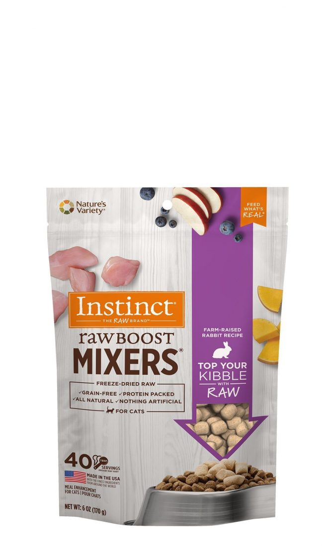 Nature S Variety Instinct Raw Boost Cat Food Reviews