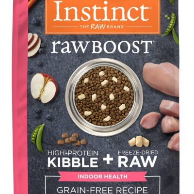 Nature's Variety Instinct Raw Boost Indoor Cat Food for All Ages - Chicken