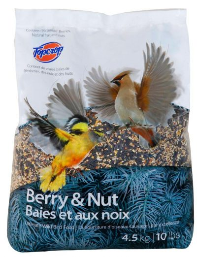 Topcrop Berry and Nut Ultimate Outdoor Wild Bird Seed