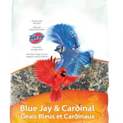 Topcrop Bluejay and Cardinal Outdoor Wild Bird Seed