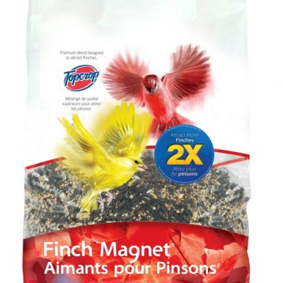 Topcrop Finch Magnet Outdoor Wild Bird Seed