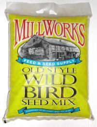 Topcrop Millworks Original Outdoor Wild Bird Seed