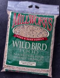 Topcrop Millworks Premium Outdoor Wild Bird Seed