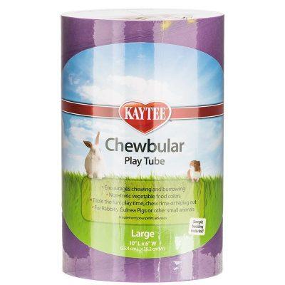 Kaytee Chewbular Play Tube Small Animal Toy