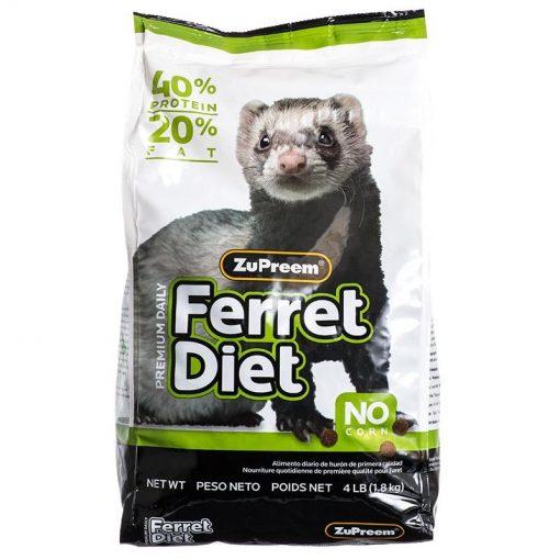 ZUPREEM Premium Ferret Diets