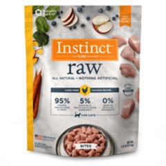 Nature's Variety Instinct Raw Frozen Raw Cat Food - LOCAL DELIVERY ONLY