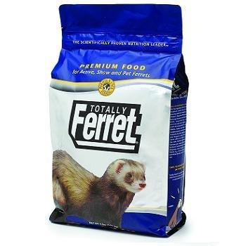 Totally Ferret Active, Show and Pet Ferret Food by Performance Foods
