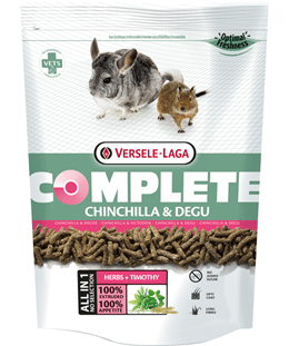 Versele-Laga Complete Chinchilla and Degu Food