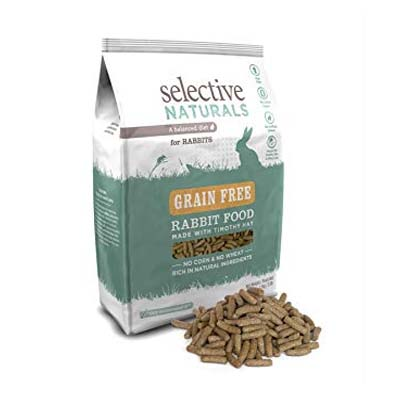 Supreme Science Selective Naturals Grain Free Rabbit Food