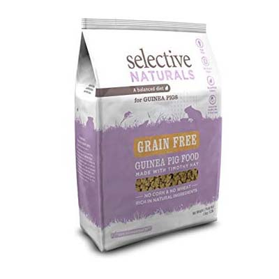 Supreme Science Selective Naturals Grain Free Guinea Pig Food
