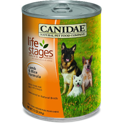 Buy Canidae All Life Stages Canned Dog Food - Lamb and Rice