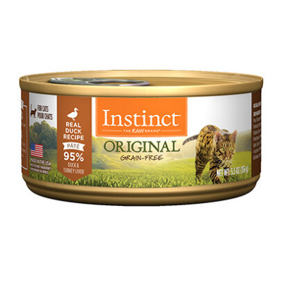 Buy Instinct Original Real Duck Recipe Cat Food