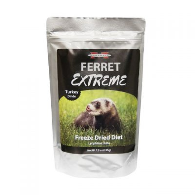 Buy Marshall Ferret Extreme freeze dried ferret online in Canada from Canadian Pet Connection