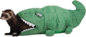 Buy Marshall Plush Alligator for Ferrets online from Canadian Pet Connection