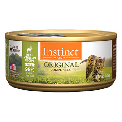 Buy Natures Variety Instinct Real Venison