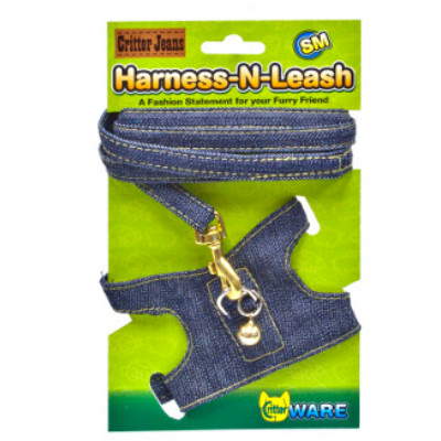 buy Ware-Harness-And-Collars-Harness-N-Leash-Small