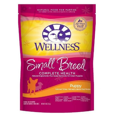 Buy Wellness Complete Health Small Breed Puppy