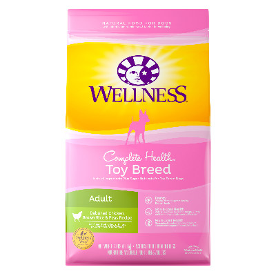 Buy Wellness Complete Health Toy Breed