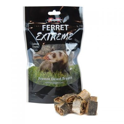 Buy marshall ferret extreme salmon treats online in Canada from Canadian Pet Connection
