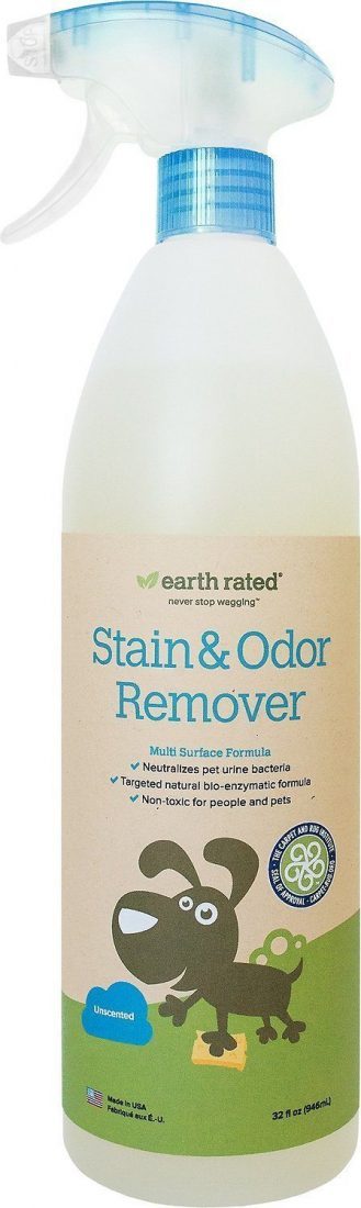 Earth Rated Stain and Odour Removers