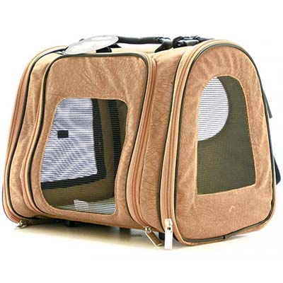 Marshall Designer Pet Tote Small Animal Travel Carrier