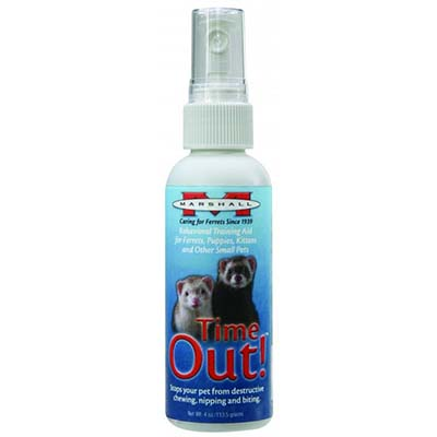 Marshall Time Out Training Spray for Ferrets