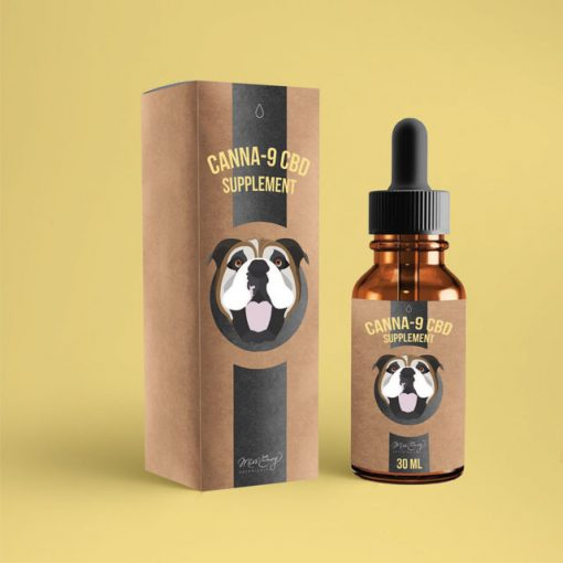 BUy Miss Envy Botanicals Canna-9 CBD Oil Supplement for Dogs and Cats online in Canada