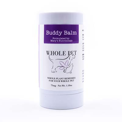 Mary's Whole Pet Hemp Infused Buddy Balm for Pets and People
