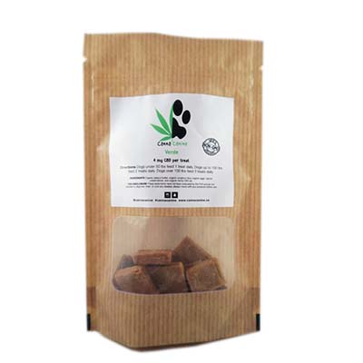 CannaCanine Hemp Oil Dog Treats