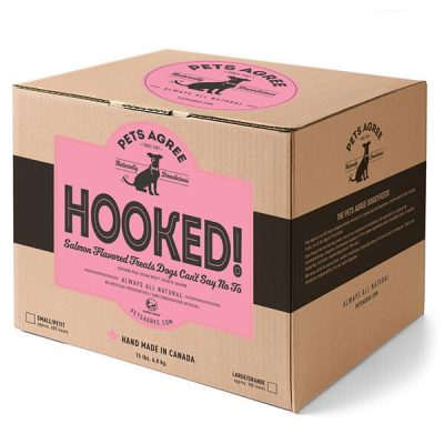 Buy Hooked dog treats online in Canada