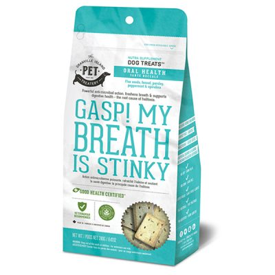 Buy Granville Island Treatery Oral Health Dental Dog Treats online in Canada
