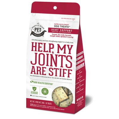 Buy Granville Island Treatery Joint Support Dog Treats online in Canada