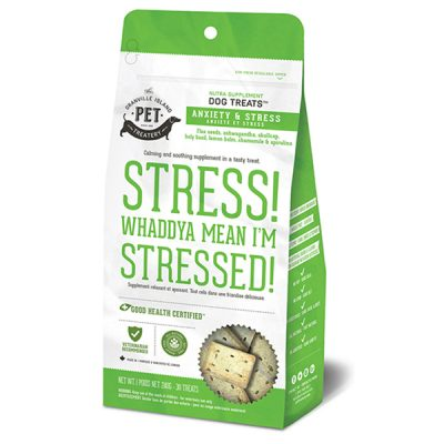 Buy Granville Island Treatery Stress Relief Dog Treats online in Canada