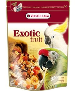 Buy Versele-Laga Premium Exotic Fruit Parrot Treat online from our warehouse in Canada