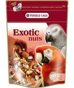 Buy Versele-Laga Premium Exotic Nuts Parrot Treat online in Canada