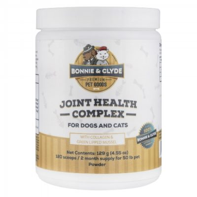 Buy Bonnie & Clyde Joint Health Complex online in Canada from Canadian Pet Connection