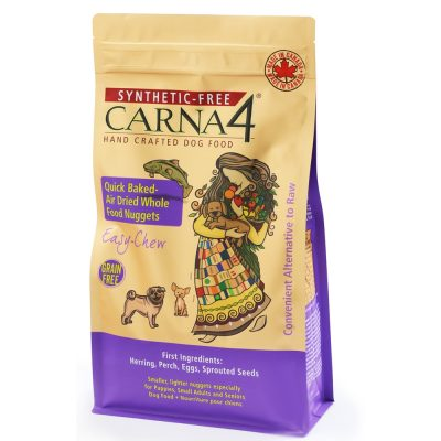 Buy Carna4 Easy Chew Fish Dry Dog Food online in Canada from Canadian Pet Connection