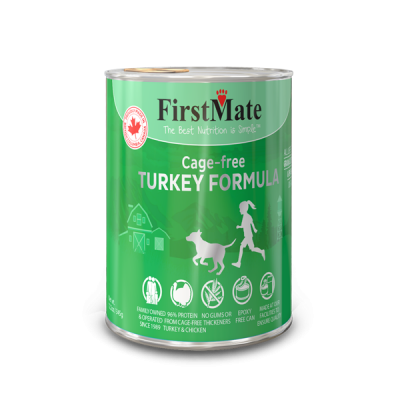 Buy FirstMate Grain Free Turkey Canned Dog Food online in Canada from Canadian Pet Connection