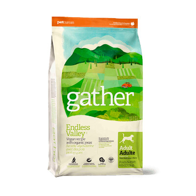 buy Gather-Endless-Valley-Vegan-Dog-Food