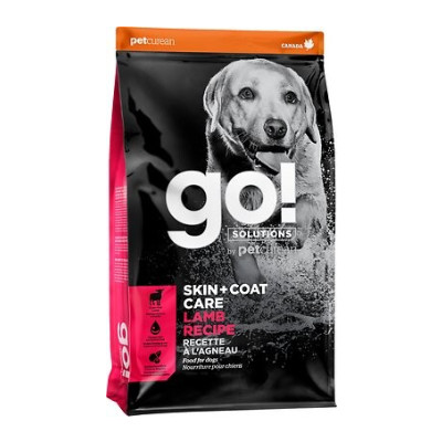 Buy GO! Skin and Coat Care Lamb Dog Food
